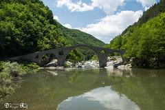 Devils Bridge over Arda River (Raf Debruyne) Tags: bridge sky water skyline canon river eos roadtrip bulgaria 5d mk3 mark3 arda bulgarije 24105mm ardino 24105mmf4 canonef24105mmf4lusm canon24105mmf4 ardariver  5dmkiii  5dmarkiii canoneos5dmk3 canoneos5dmkiii diavolskimost rafdebruyne debruynerafphotography debruyneraf canoneos5dmkill
