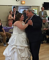2016 YIP - Day 149: Kayla and Kirk (knoopie) Tags: 2016 may iphone picturemail wedding reception kayla kirk posey family pinelakecommunitycenter pinelake sammamish kaylaandchris2016 knoopapalooza