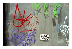 (Michael Raymond Lund) Tags: new york city nyc urban abstract color slr film 35mm photography 50mm chinatown fuji manhattan slide olympus minimal line fujifilm abstraction om fujichrome provia e6 zuiko minimalist 100f olympusom4ti 4ti