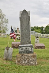 0U1A8116 Knoxville IA - Graceland Cemetery - INGLEFIELD AYRES (colinLmiller) Tags: monument knoxville headstone tombstone iowa gravestone ayres gracelandcemetery 2016 inglefield