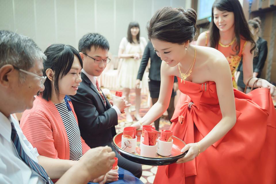 婚禮攝影-台南情定婚宴城堡永康館-24