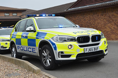 FJ65 BUF (Emergency_Vehicles) Tags: leicestershire police bmw vehicle response armed x5