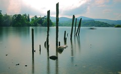 Ghost (Freespirit 1950) Tags: longexposure lakedistrict derwentwater keswick scenicsnotjustlandscapes