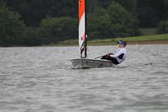 2442 (JamesOakley123) Tags: blue orange water sport sailing pro rs tera