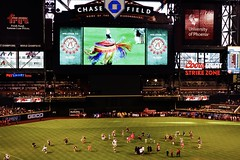 Native American Day @ Chase Field (solewalker) Tags: phoenixaz mlb sports baseball arizonadiamondbacks