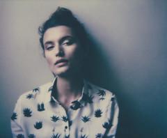 (Serostanov) Tags: portrait polaroid instant londonmodel ukmodel snapitseeit makeportraits dmitryserostanov serostanov