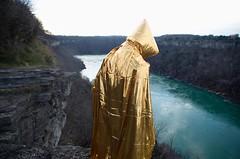 (Aka Cam) Tags: gold weird cult cape creep