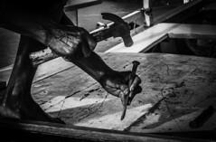 Mo que trabalham- hands working (tayllon4000) Tags: blackandwhite textura brasil nikon abstrato pretoebranco mos maranho fundo monocromtico solus