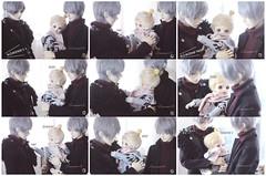 Twins oppa!! () (leoooona08) Tags: carol bjd dollfie luts jointed dollmeet doll ball napidoll