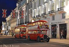DSC_2910w (Sou'wester) Tags: bus london buses westminster night sunrise vintage dawn photoshoot historic preserved publictransport veteran lrt westend lt tle preservation psv londontransport tfl timelineevents