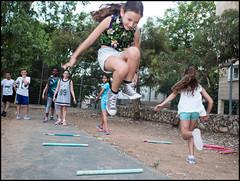Long Jump 175/366 (urini) Tags: school jump ella 365 365project