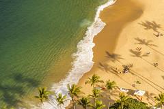 DSC_5768_P (@giovanicordioli | gmcordioli@gmail.com) Tags: brazil praia beach colors beautiful rio brasil riodejaneiro clouds cityscape ceu urca praiavermelha rio2016