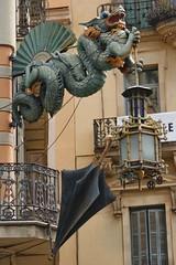 Las Ramblas (gary8345) Tags: 2016 spain espanya catalonia barcelona lasramblas snapseed