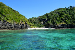 Playa en Phi phi islands
