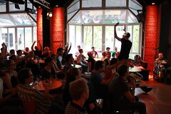 "Science Slam Café Juli 2016 - 8 • <a style=""font-size:0.8em;"" href=""http://www.flickr.com/photos/134851782@N05/28021185675/"" target=""_blank"">View on Flickr</a>"