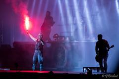 Rammstein @ Hellfest 2016-24 (yann.bredent) Tags: festival metal rock music musique live show stage lights fireworks 2016 hellfest hellfest2016 artiste concert rammstein band artist