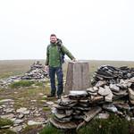 Sgairneach Mhor Summit - Ian thumbnail