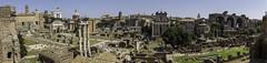 Fori Imperiali (Remo Pomposini) Tags: italy panorama rome heritage history ruins pano foriimperiali cultural rovine storia imperialfora