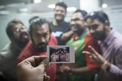 Picture in Picture (AvikBangalee) Tags: portrait portraiture pip dhaka bangladesh pictureinpicture instantphoto photoinphoto fujifilminstax avikbangalee fujifilminstaxseries