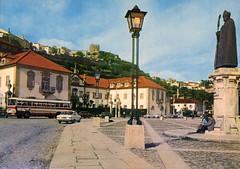 Era uma vez em... Lamego ( Portimagem) Tags: cidade portugal historia trnsito transportes autocarro lamego patrimnionacional