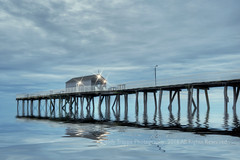 Summer Dusk (dog ma) Tags: summer dusk flood reflection ps nikon d700 nikkor 24120mm shotat35mm longexposure jodytrappephotography hdr