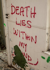 Death lies within (Dan Elms Photography) Tags: urban canon hospital urbanexploring mentalasylum urbex 24105l 70d 24105mml severalls danelms talldan76 danelmsphotography severalhospital