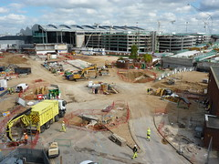 T2 Panorama - 8 May 2013 (John Oram) Tags: heathrow lhr terminal2 egll p1180131
