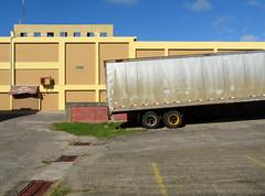Arecibo, Puerto Rico (Minno Ramirez) Tags: street urban color building latinamerica architecture truck landscape puertorico geometry decay structure container arecibo caribbean mundane urbanlandscape contemporarylandscape newtopographics