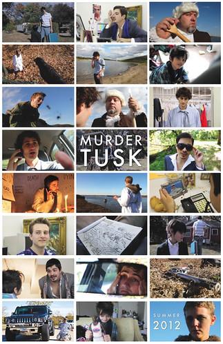 Evil Grin Gift Box Episode 5 - Murdertusk: Poster