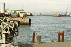 Cape Town South Africa Waterfront Quay Inner Harbour Dec 9 1998 176 (photographer695) Tags: africa town waterfront harbour south capetown quay dec inner cape 1998