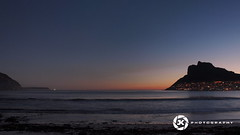 Hout Bay Evening At The Beach (jan-krux photography) Tags: sunset sea sky beach southafrica evening bay colours houtbay e5 westerncape zd southaafrica 1260mm