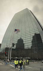 Hancock Tower (R23W) Tags: boston marathon military attack police terror terrorism hancock johnhancock bombings