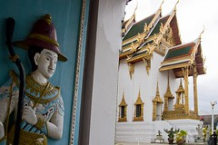 (piper969) Tags: thailand bangkok thailandia royalpalace decorazione palazzoreale rattanakosin uploaded:by=flickrmobile flickriosapp:filter=nofilter