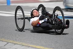 Paracycling Handbike DSC_4965 (altiok) Tags: bike sport nikon blind tricycle bilbao handicap bira meisterschaft radsport handbike weltcup 2013 bizkaiko paracycling