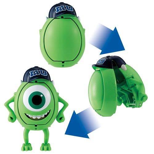 怪獸電力公司第二集 怪獸大學變形蛋