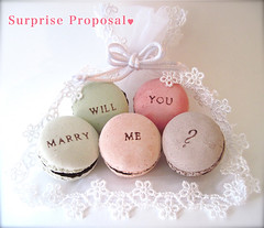 Will You Marry Me - Ceramic Macaron Fragrance Object (Hideminy New York) Tags: wedding handmade macaroon weddings proposal weddinggift diffuser airfreshener sachets macaron willyoumarryme weddingtable weddingfavor essentialoil weddingdeco surpriseproposal essentialoildiffuser ceramicmacaron fragranceobject ceramicmacaroon weddingsfavors