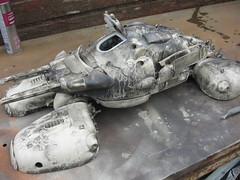 Tanko Volante (Mark`Stevens ModelCrafter) Tags: scale model mark stevens 120th fi recycle scratch built sci yokoyama krieger maschinen kow upcycle modelcrafter