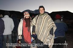 Machaq Mara. Putre 2013