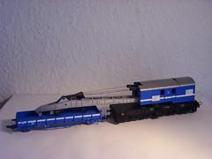 Roco 51147 Kran (Roco-Clubber) Tags: forum ho fam kran roco modelleisenbahn alte modelrailway modellbahn modellbahnen