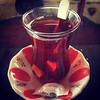 My first Turkish Tea...awesome I experienced it in Turkey!