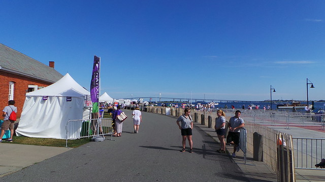 Entry. Newport Jazz Festival 2013