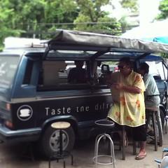 miss u load @hon1971  @iammrross  คิดถึงกาแฟรถตู้ด้วย