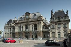 Saint-Omer, Gare SNCF