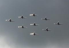 Red Arrows (Lutra56) Tags: aircraft airshow redarrows scampton