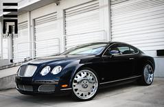 Exclusive Motoring Bentley Continental (Exclusive Motoring) Tags: photography miami exotic neice worldwide raymond custom luxury exclusive bentley motoring forgiato