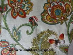 grasshopper and butterfly (karenh20) Tags: grasshopper secrettotebagswap