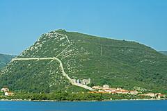 Croatia-02147 - Walls of Ston