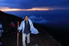 Hiking Mt. Fuji (roanokecollege) Tags: japan international studyabroad firsthand modernlanguages realword adriengillem providedbyadriangillem
