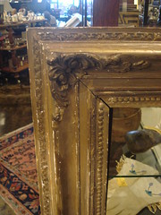 "LARGE GILTWOOD FRAME. • <a style=""font-size:0.8em;"" href=""http://www.flickr.com/photos/51721355@N02/10314364523/"" target=""_blank"">View on Flickr</a>"