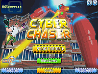 機械獵人(Cyber Chaser)
